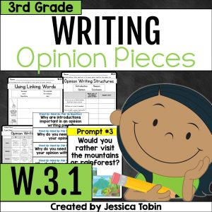 W.3.1 Opinion Writing