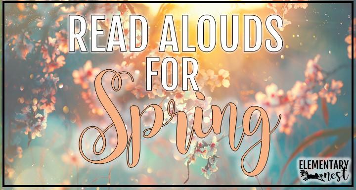 Spring Read-Aloud blog post