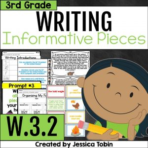 W.3.2 Informative and Explanatory Writing