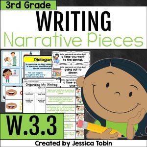 W.3.3 Narrative Writing
