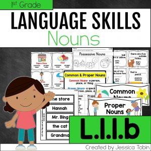 L.1.1.b Common and Proper Nouns