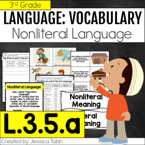 L.3.5.a Nonliteral and Literal Meanings