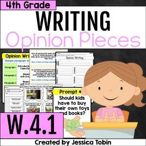 W.4.1 Opinion Writing