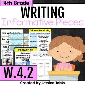 W.4.2 Informative and Explanatory Writing