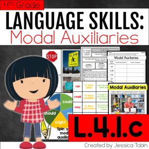 L.4.1.c- Modal Auxiliaries