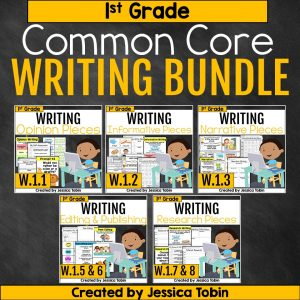 1st Grade Writing Bundle