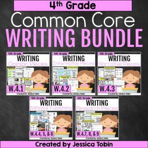 4th Grade Writing Bundle
