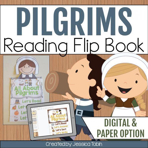 Pilgrims Flip Book