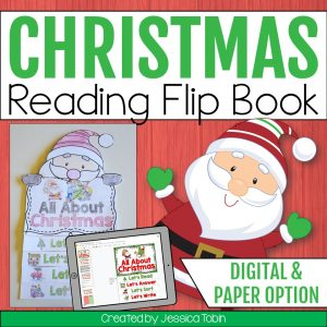 Christmas Activities Flip Book