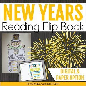 New Years Flip Book