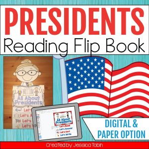 Presidents Flip Book