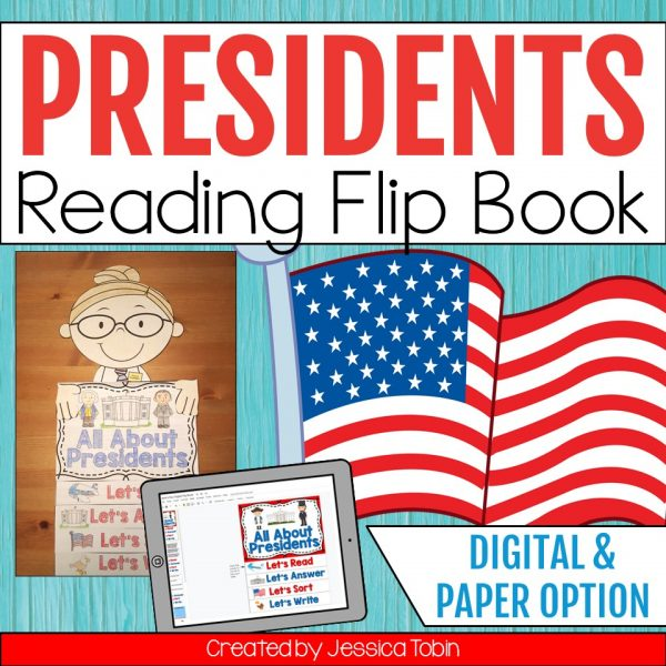 Presidents Flip Book
