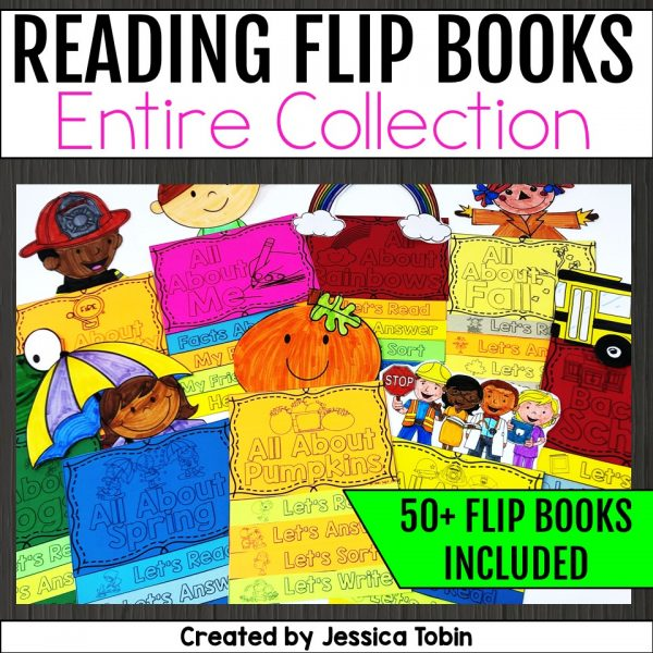 Reading Flip Book Bundle
