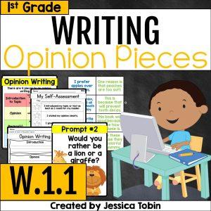 W.1.1 Opinion Writing