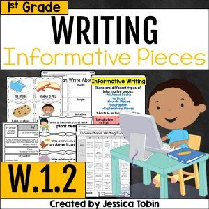 W.1.2 Informative Writing and Explanatory Writing