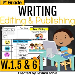 W.1.5 and W.1.6 Revising and Editing