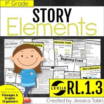 RL.1.3 Story Elements