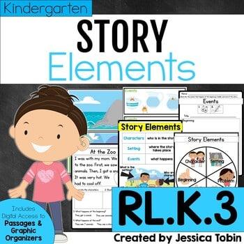 RL.K.3 Story Elements