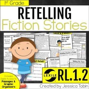 RL.1.2 Retelling Fiction Stories