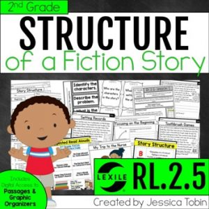 RL.2.5 Story Structure