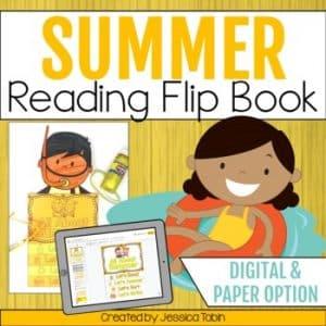 Summer Activities Flip Book