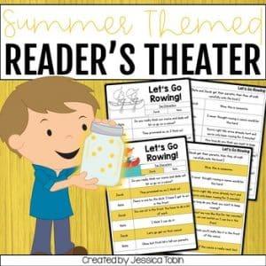 Summer Themed Reader's Theater