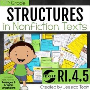 RI.4.5 Text Structures Nonfiction