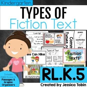 RL.K.5 Text Types Fiction