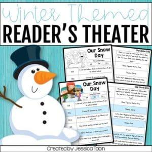 Winter Reader's Theater