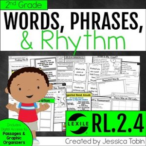 RL.2.4 Words and Phrases in Poetry or a Story