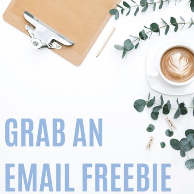 Email Freebie