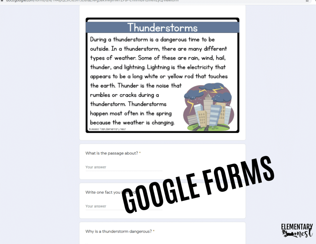 preview at google forms product
