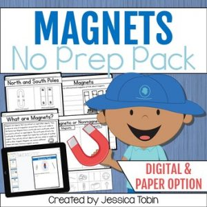 Magnets Unit with Distance Learning