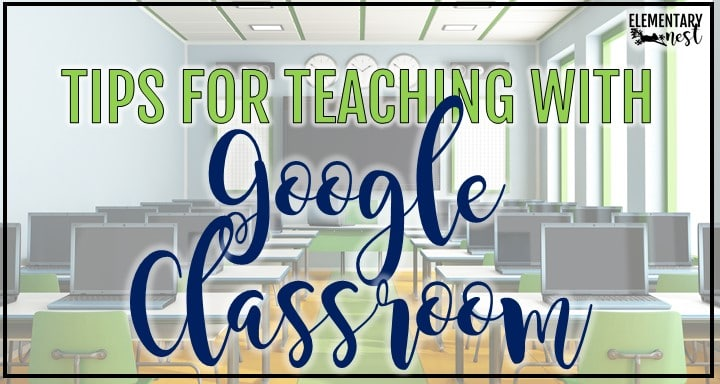 classroom image for blog about Google Classroom