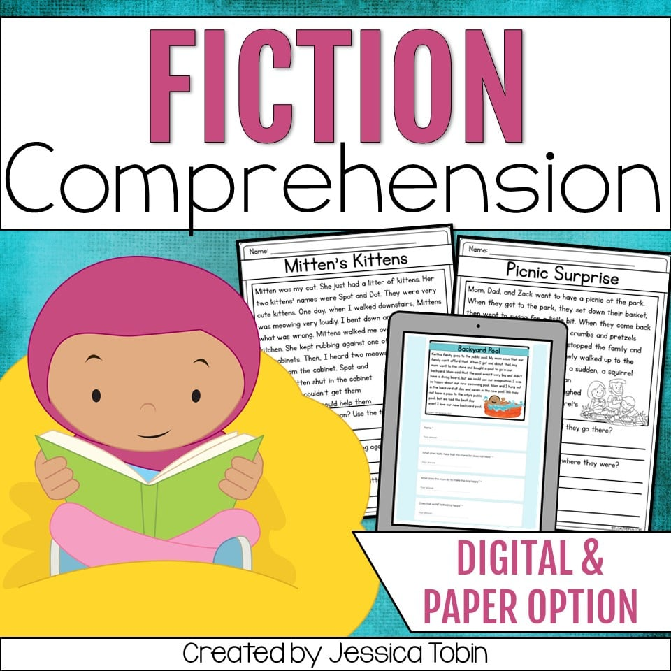 Fiction comprehension