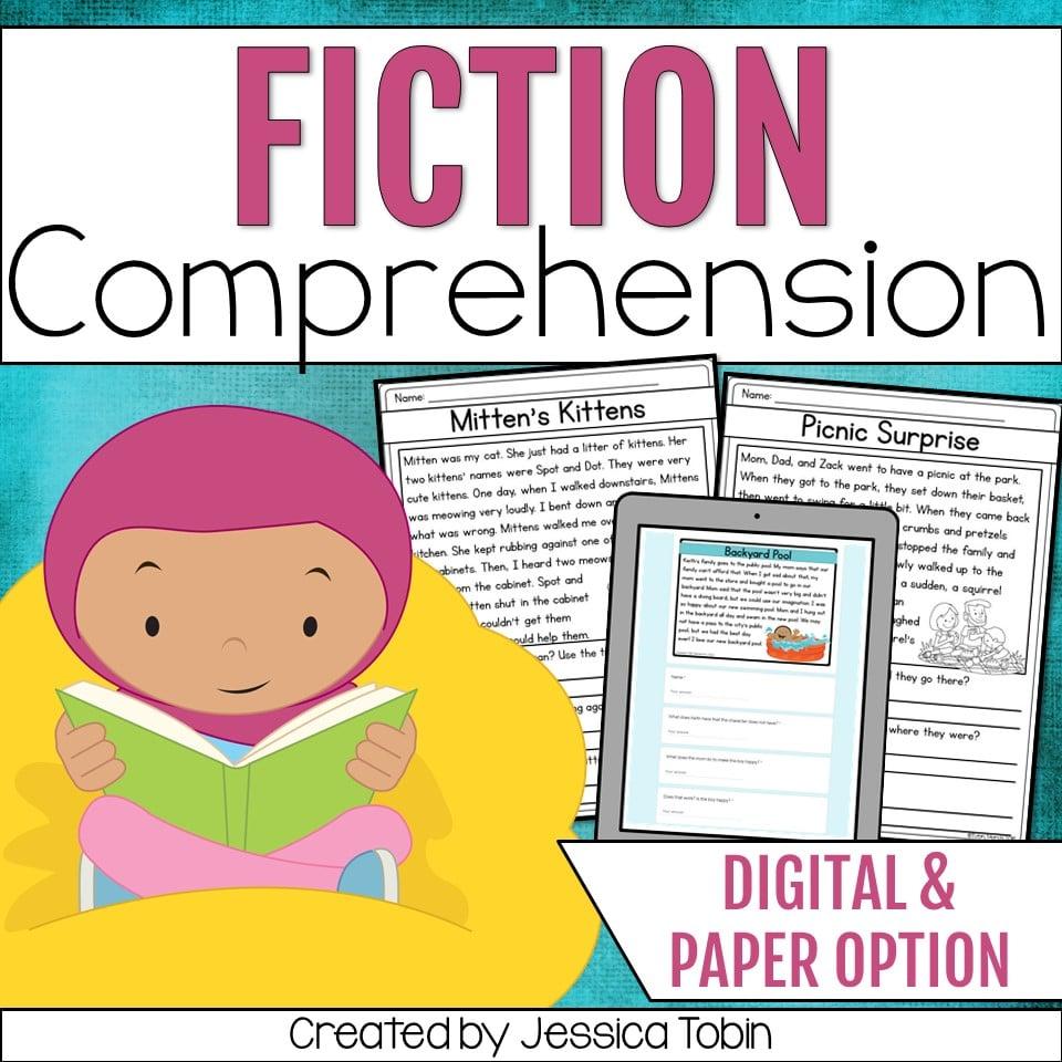 Fiction Comprehension Resource