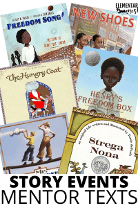 Story Events Mentor Texts