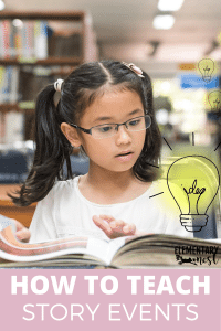 How to Teach Story Events blog post