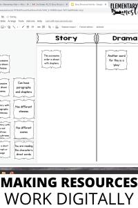 Making lesson plans work virtually in Google Slides