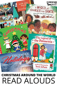 Christmas Around the World Read Alouds Mentor Texts