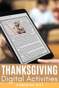 Ideas for Virtual Thanksgiving Activities