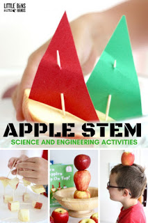 Apple STEM science and engineering activities