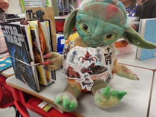 Star Wars/Yoda pumpkin That's Yoda sitting inside a pumpkin