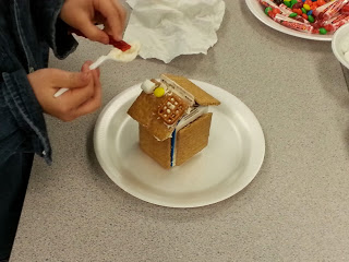 Gingerbread activities in the classroom