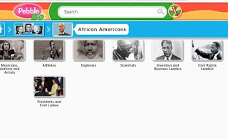 Online reading material for Black History Month