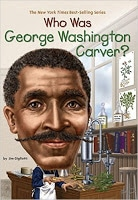 Who was George Washington Carver book cover