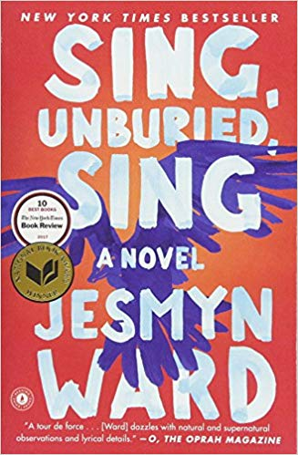 Sing unburied sing book cover