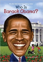 Who was Barrack Obama book cover