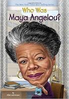 Maya Angelou book cover