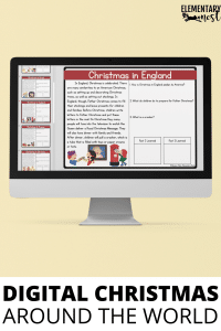 Digital passages to learn about christmas around the world